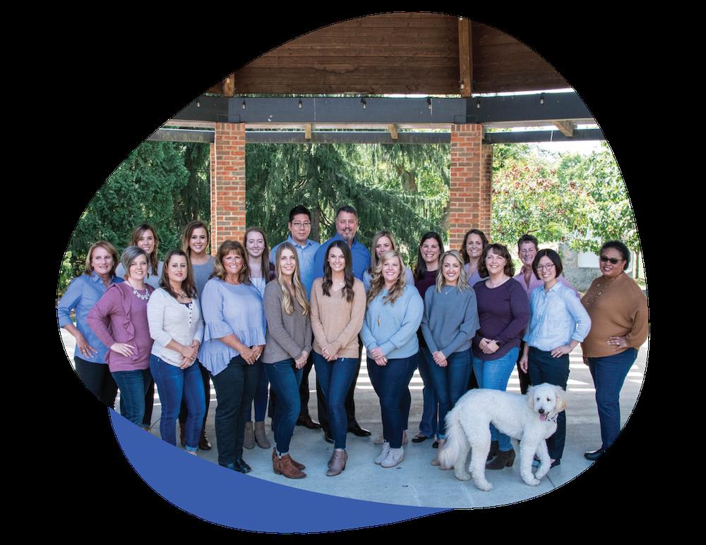 Westerville Dental Associate Team
